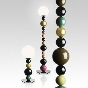 Lampa de podea COLOR BEAD