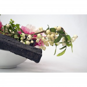 Aranjament floral cu vaza AF02