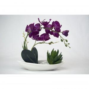 Aranjament floral cu vaza AF10